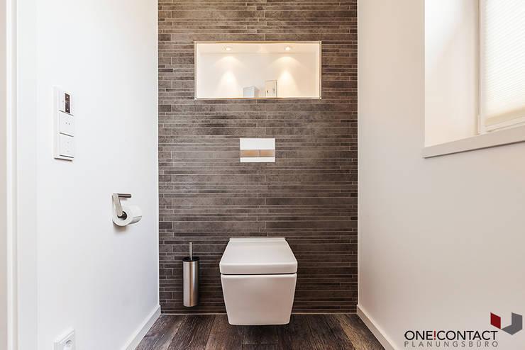 حمام تنفيذ ONE!CONTACT - Planungsbüro GmbH