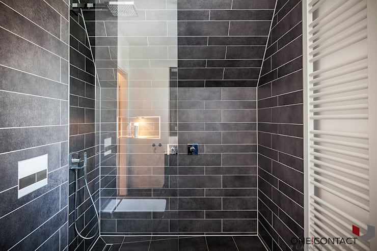 Ванные комнаты в . Автор – ONE!CONTACT - Planungsbüro GmbH