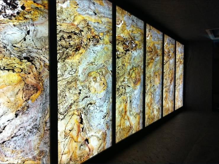 Walls by Slate Lite, Modern Stone