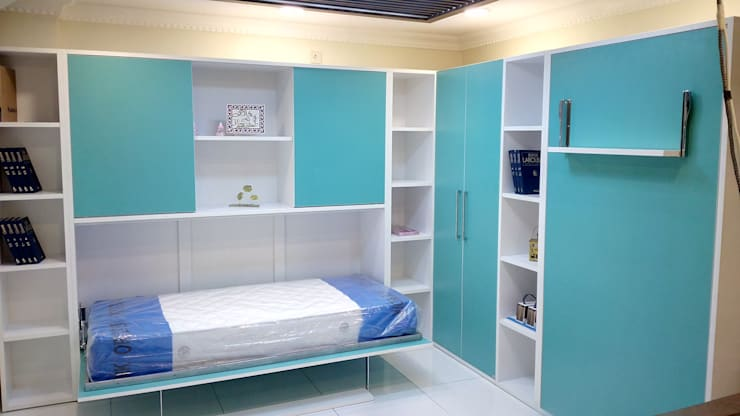 FMS Mobilya Deco – Hareketli yatak 1:  tarz İç Dekorasyon