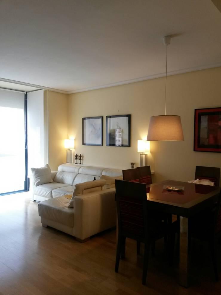 SANCHINARRO piso de alquiler von J&C Salafranca Decoración S.L   homify