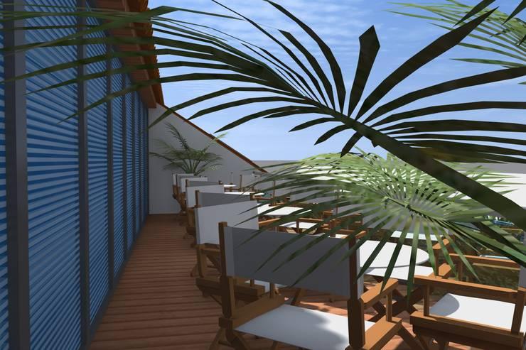 Hotel CVA:   por 21atelier.arq
