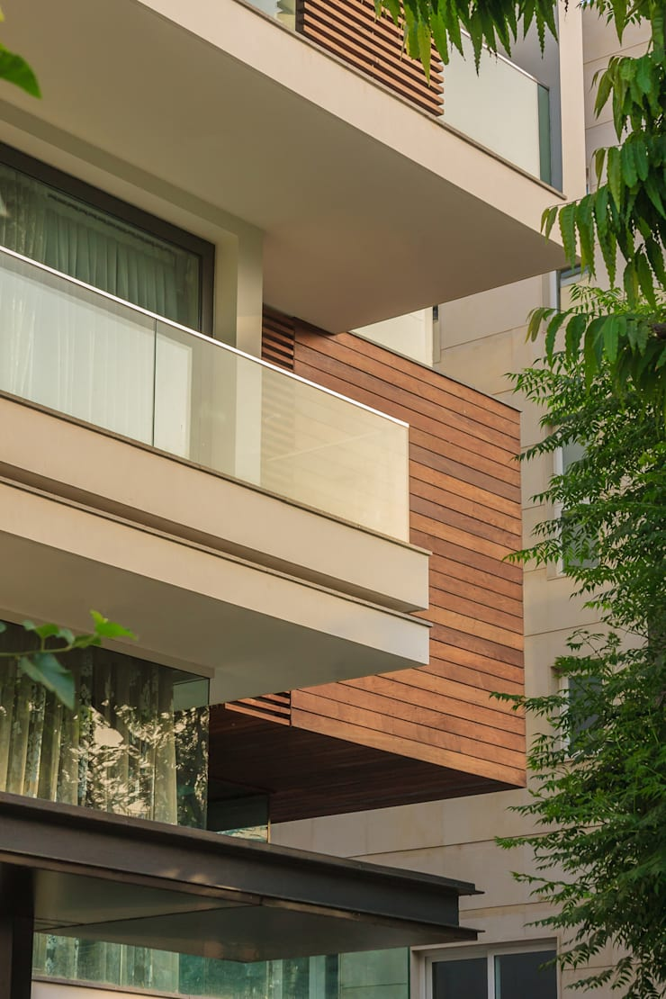 45 PURVI MARG APARTMENT:  Houses by dada partners