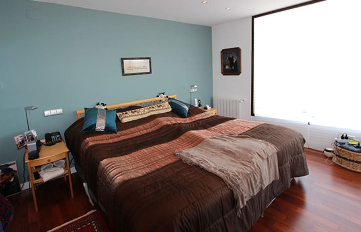Dormitorios de estilo escandinavo por Novodeco