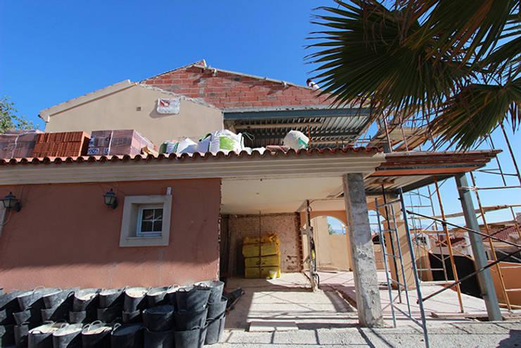 Projekty,  Domy zaprojektowane przez Novodeco