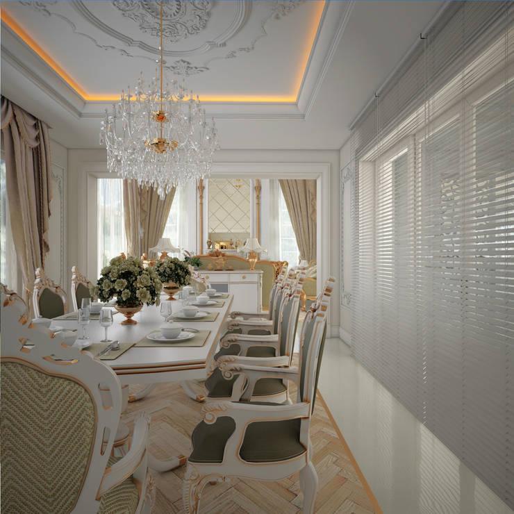 Ozan Sular Creative Design /interior Designer / ProfessionalDesign  – Pelican Hill Evleri:  tarz