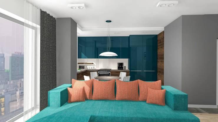 Dapur oleh Justyna Kurtz, Modern