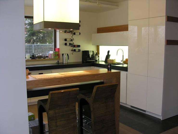 Trochę Japonii: styl , w kategorii Kuchnia zaprojektowany przez Justyna Kurtz