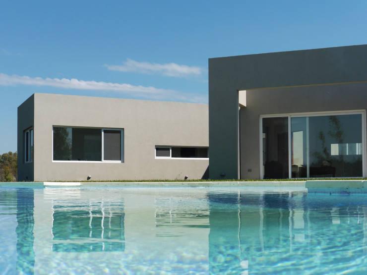 San Marco Casas modernas: Ideas, imágenes y decoración de Laboratorio de Arquitectura y Diseño Moderno