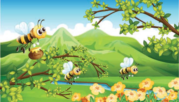 DEKOROS – Çocuk Odası Duvar Posterleri:  tarz Duvar & Zemin