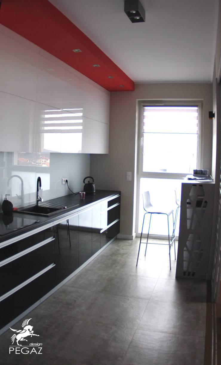 Dapur oleh Pegaz Design Justyna Łuczak - Gręda
