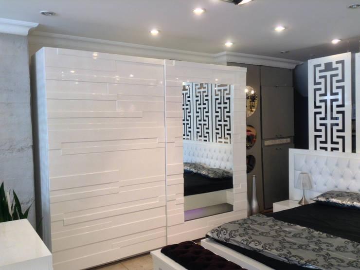 ELBİR DİZAN & MOBİLYA VE İÇ DEKARASYON LTİ ŞTİ. – elbir.dizayn:  tarz Yatak Odası,