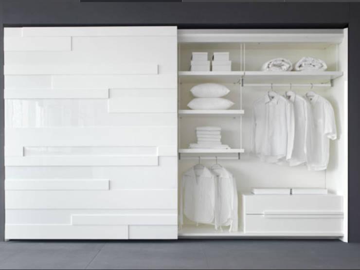 ELBİR DİZAN & MOBİLYA VE İÇ DEKARASYON LTİ ŞTİ. – yatak odası tasarım ve uygulama projesi:  tarz Yatak Odası,