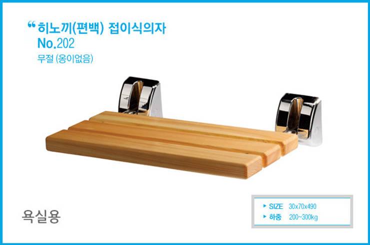 Bathroom by 선빈하우징