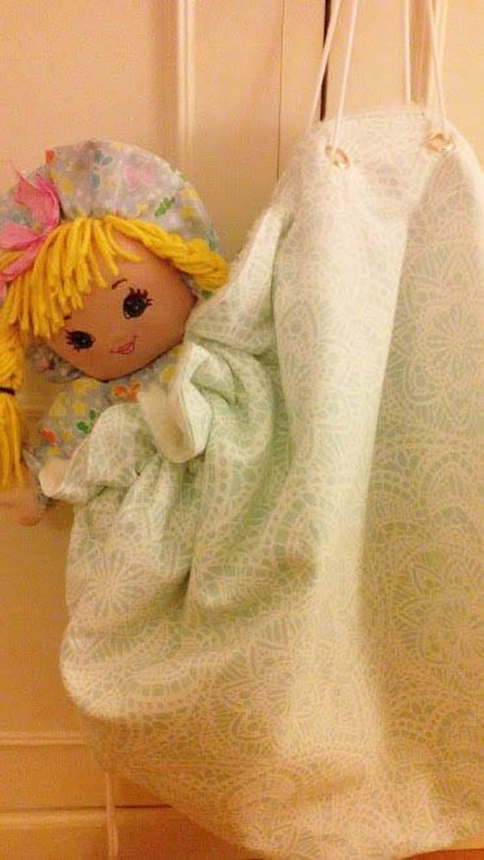 Saco de arrumação: Quarto de crianças  por Textilpuff