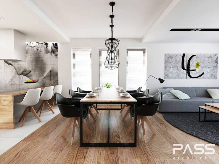 Dining room by PASS architekci