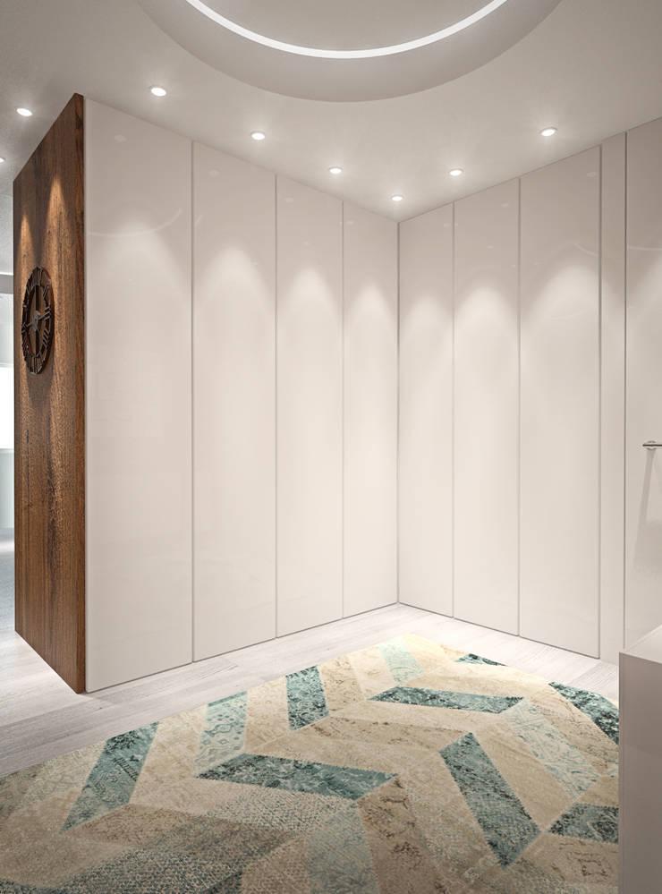 Hall: Corredores e halls de entrada  por Tiago Martins - 3D