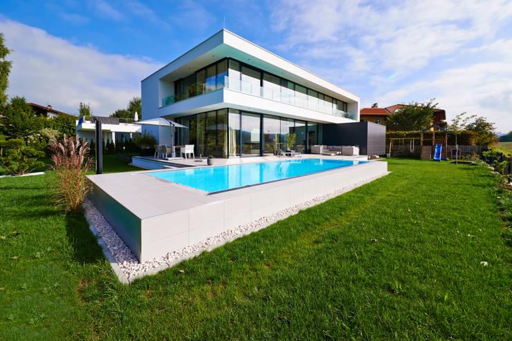Дома в . Автор – ZHAC / Zweering Helmus Architektur+Consulting