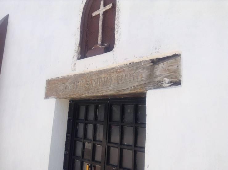 Conjunto Parroquial San Diego De Alcala Casas coloniales de Taller Esencia Colonial