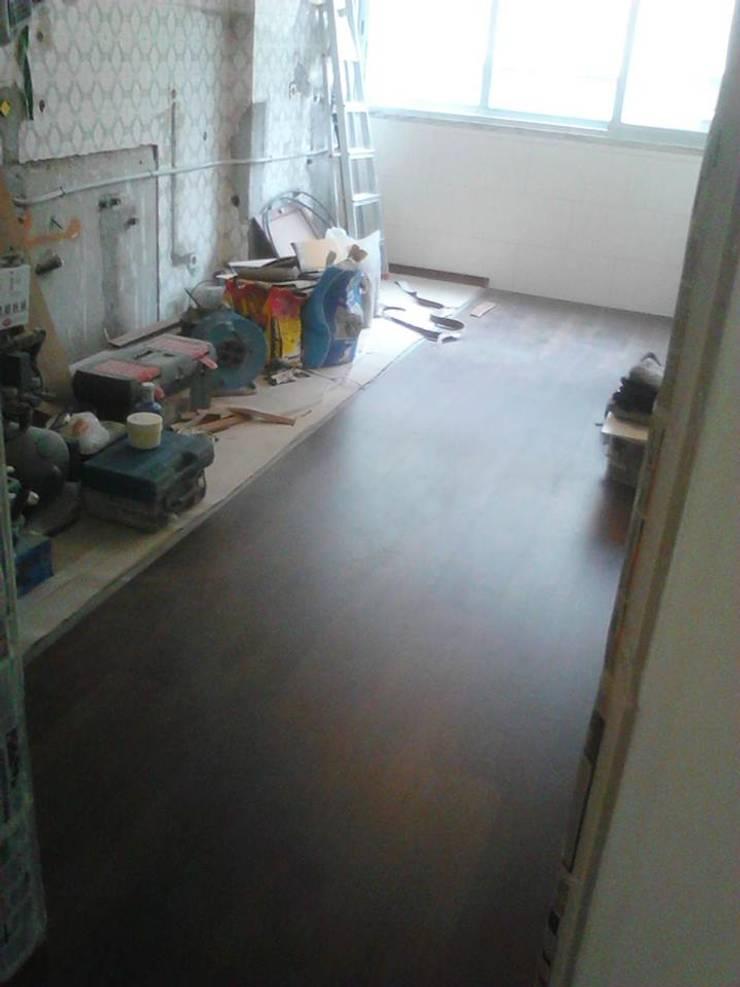 Renovação de cozinha :   por Officina de Interiores