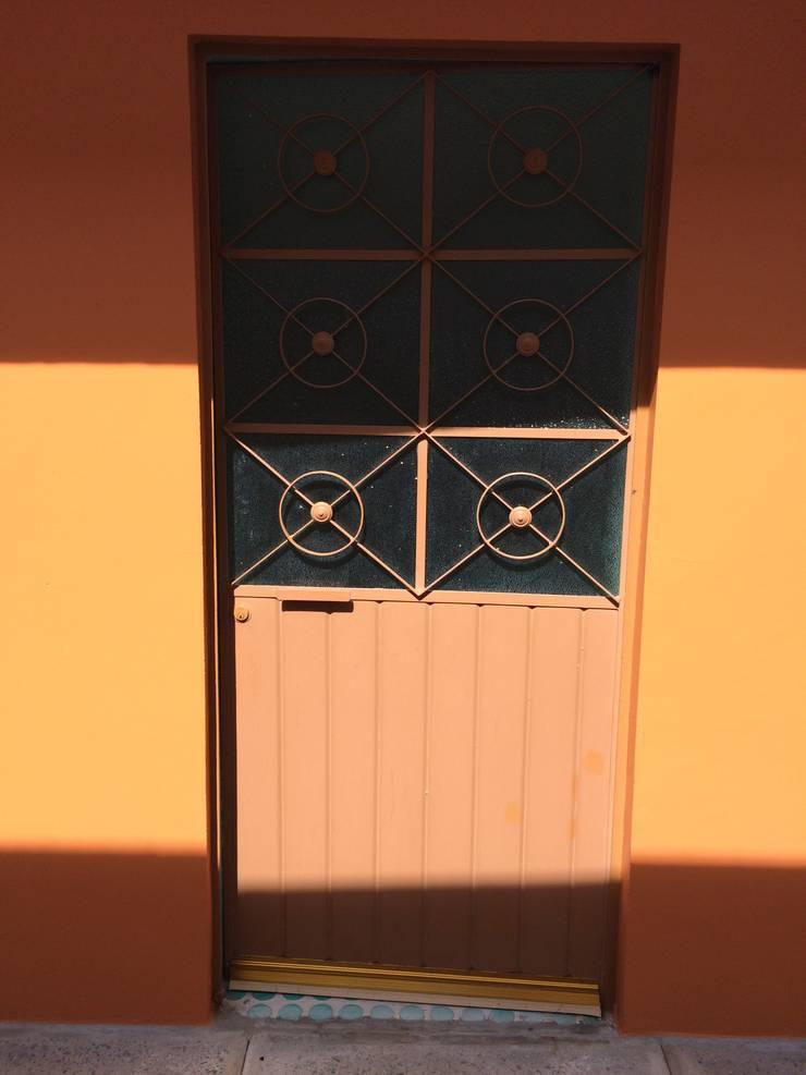Ampliacion Nopalucan: Casas de estilo  por Taller Esencia