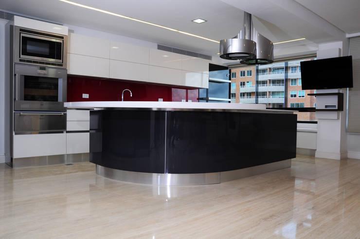 PH 63C: Cocinas de estilo  por TRIBU ESTUDIO CREATIVO