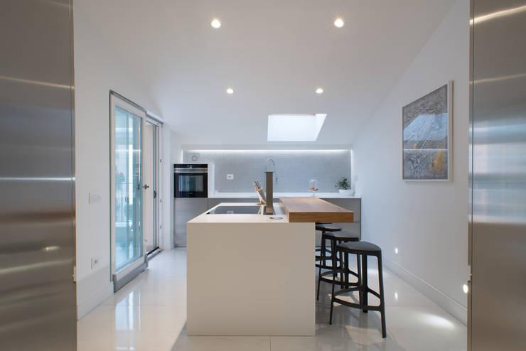 Kitchen by ZETAE Studio