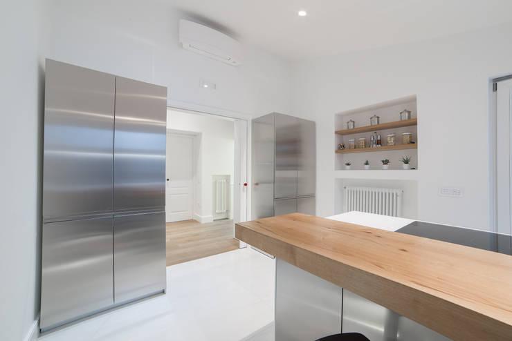 مطبخ تنفيذ ZETAE Studio