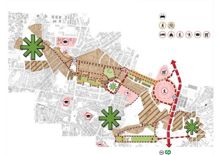 Green Corridor – Porto – Portugal:   por João Serro