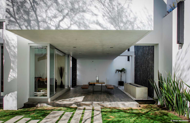 Patios by BAG arquitectura