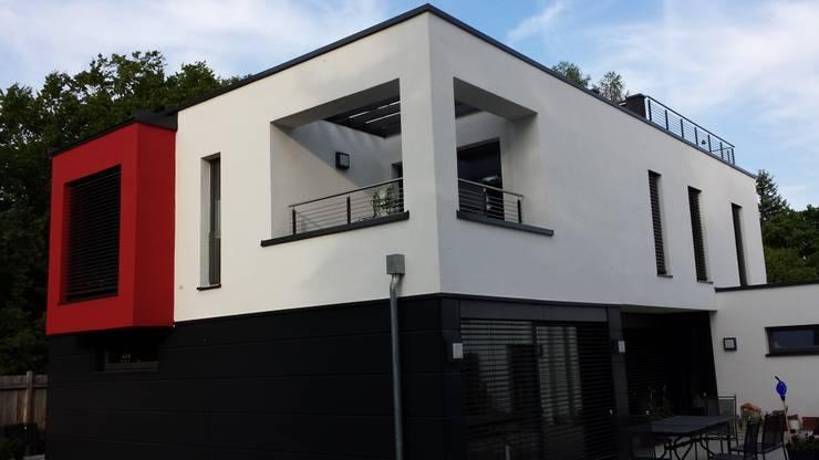 EFH LANDSHUT:  Häuser von Architekturbüro Schropp