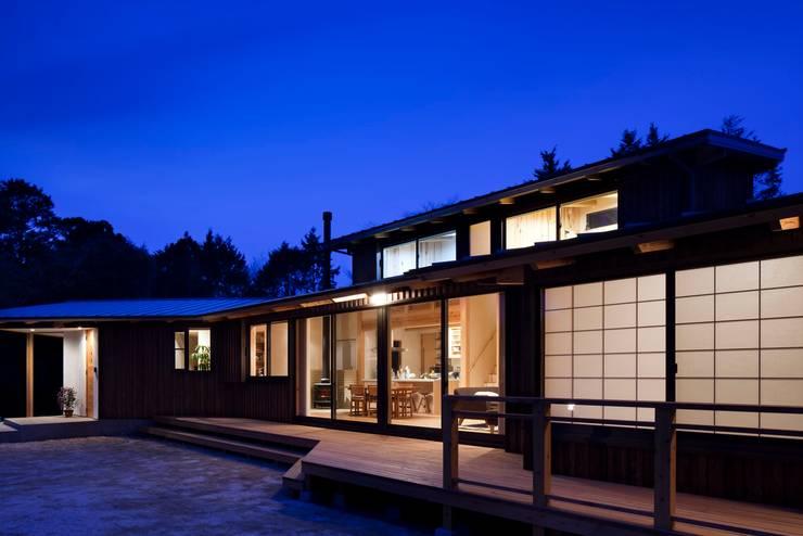 大森建築設計室의  주택