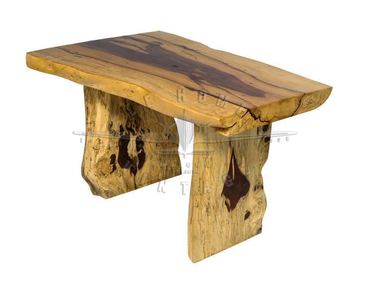 Стол Tamarine T141:  в . Автор – LeHome Interiors, Лофт Дерево Эффект древесины