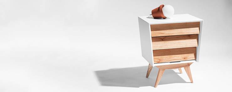 Mesa Dorrego de Wood Market Escandinavo Madera Acabado en madera