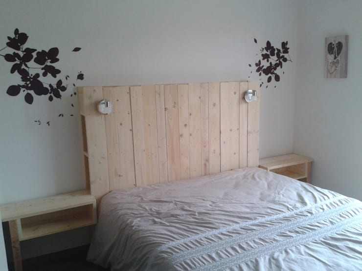 Bedroom by Bois Eco Concept
