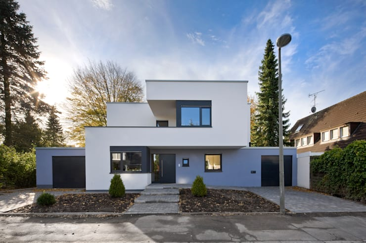 Houses by puschmann architektur