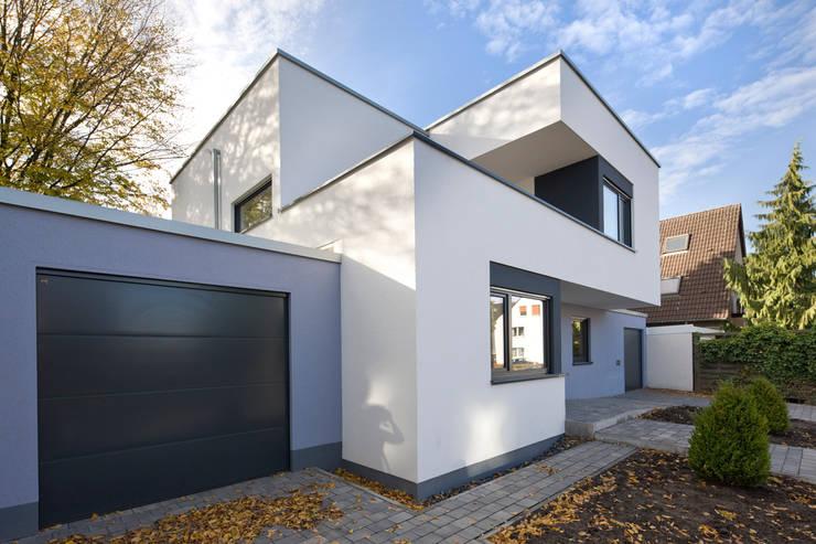 Case in stile in stile Moderno di puschmann architektur