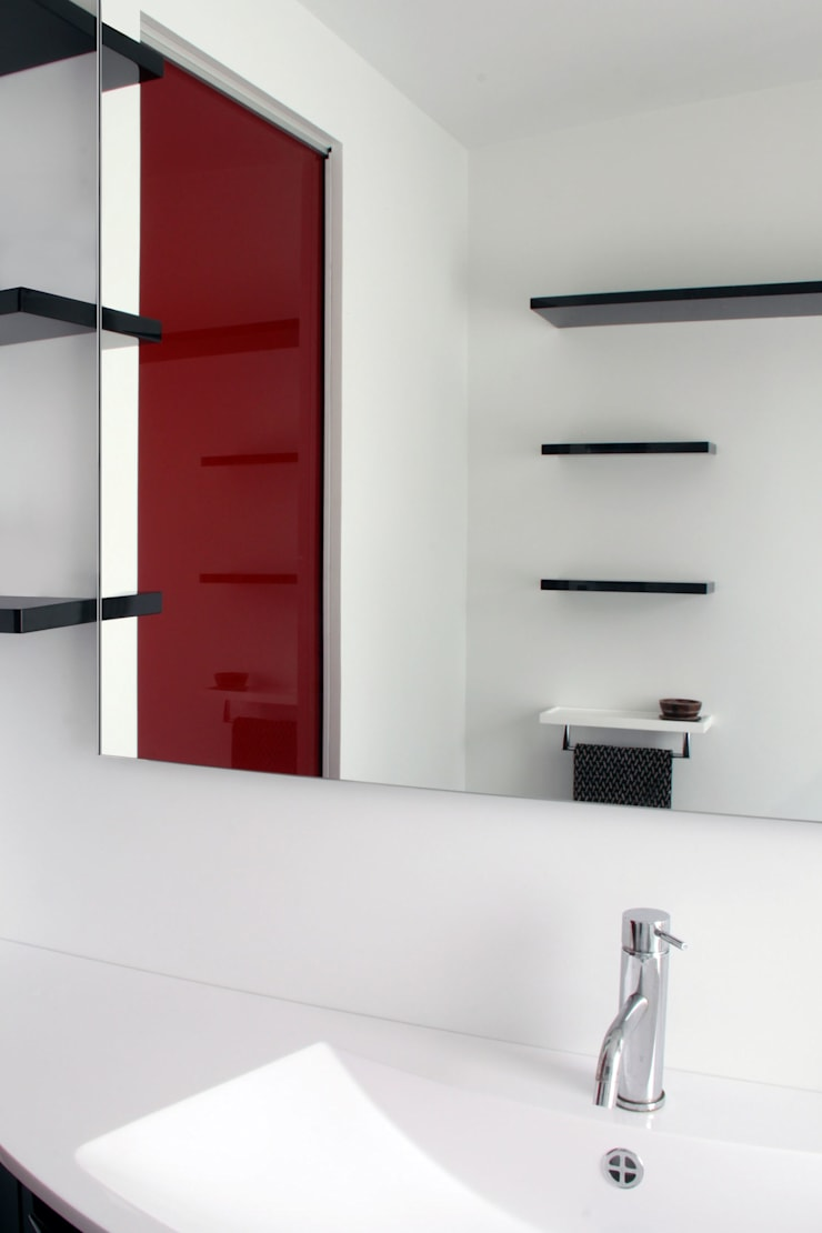 Arredare casa in poco spazio piano attico 60 mq di t t for Arredare in poco spazio