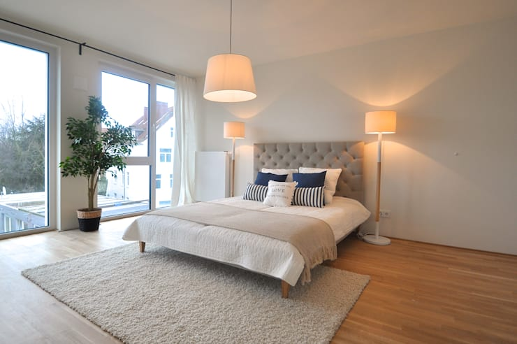 Cuartos de estilo  por Karin Armbrust - Home Staging