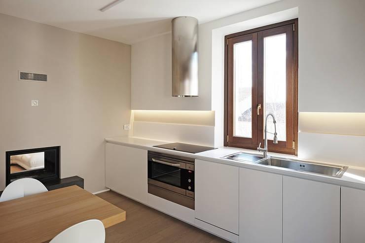 Luca Mancini | Architetto의  주방