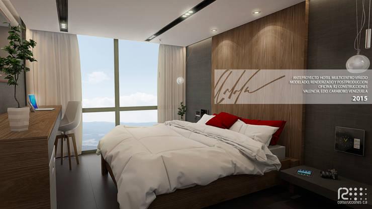Bedroom by Arq.AngelMedina+