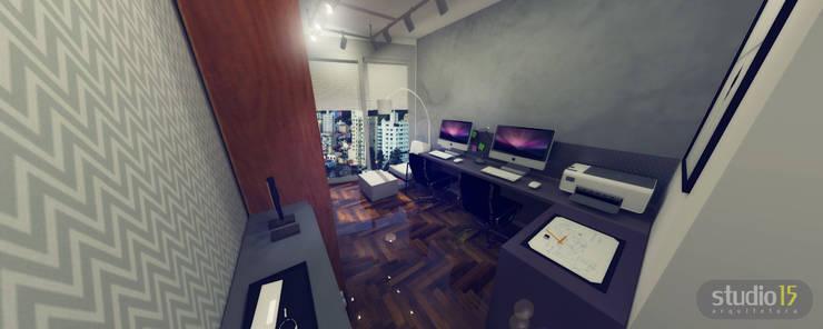 modern  von Studio 15 Arquitetura, Modern