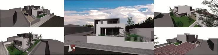 fachada:   por LouProj - arquitectura e engenharia lda