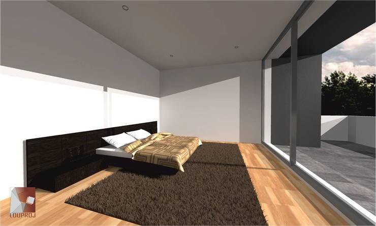 interior:   por LouProj - arquitectura e engenharia lda