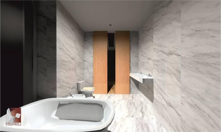 is:   por LouProj - arquitectura e engenharia lda
