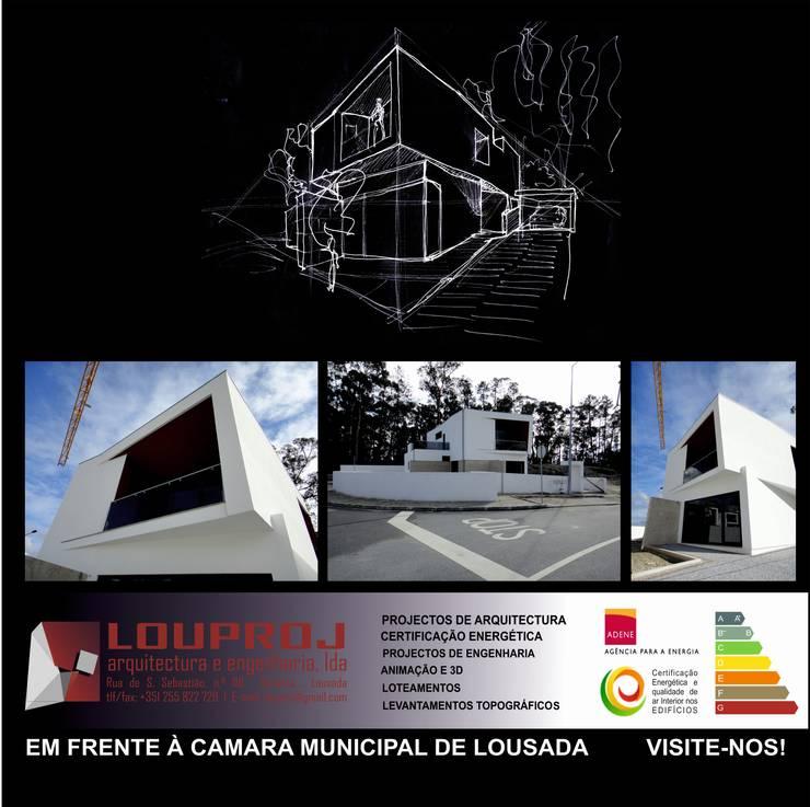 PAINEIS:   por LouProj - arquitectura e engenharia lda