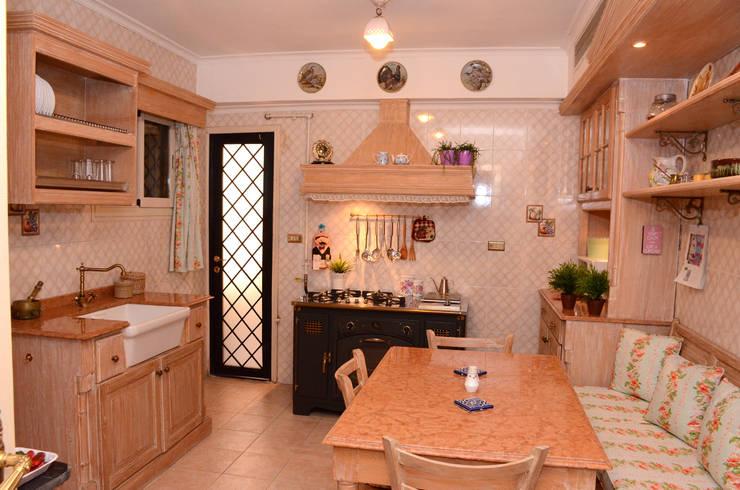 Tania Mariani Architecture & Interiorsが手掛けたキッチン