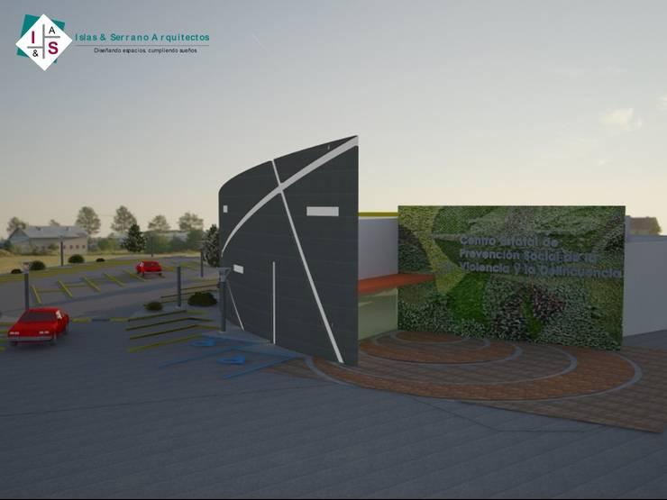Klinik oleh ISLAS & SERRANO ARQUITECTOS, Minimalis