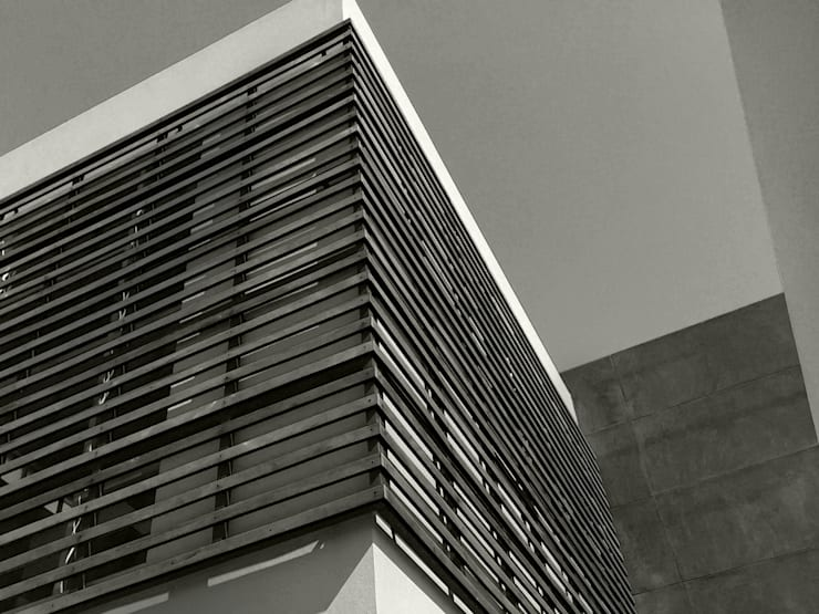 Houses by ZUM ARQUITECTURA ,