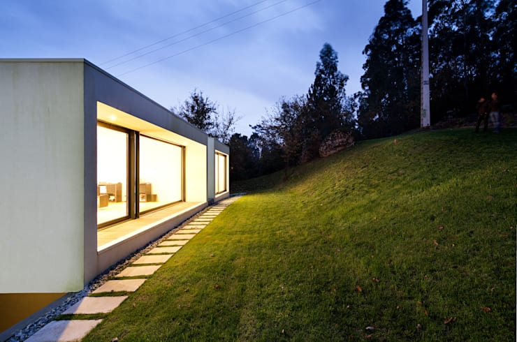 Сады в . Автор – Rui Grazina Architecture + Design